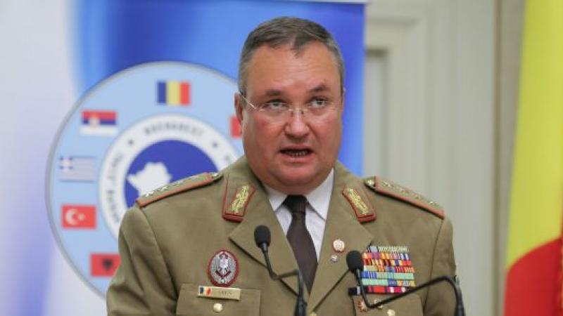 Ciucă: Un spital militar în zona Ghencea – un proiect aflat în dezbaterea MApN