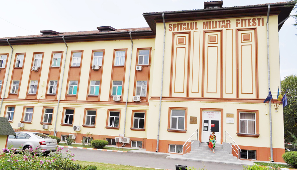 Cinci spitale argeşene urmează să-şi reia activitatea în regim mixt, COVID şi non-COVID