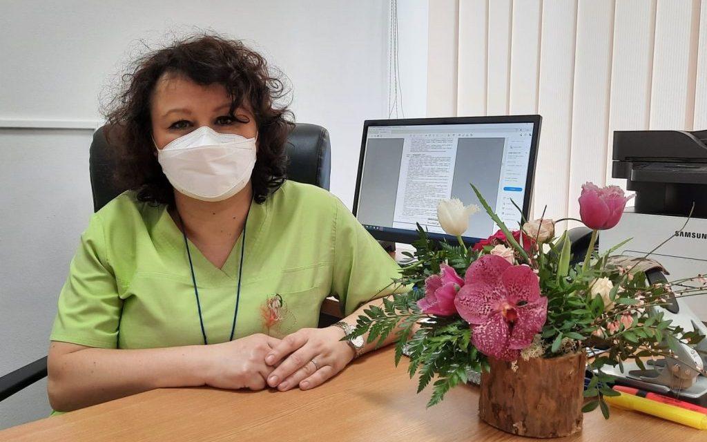 Buzău: Dr. Andreea Meleru, noul director medical al Spitalului Judeţean de Urgenţă