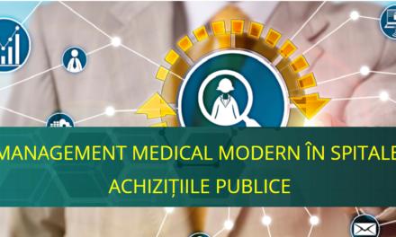 Comunitatea SpitalePublice.ro: Pe 30 martie s-a discutat despre achiziţiile publice în pandemie