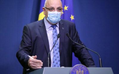 Arafat: Am discutat cu UPU pentru a le pregăti pentru un număr mai mare de pacienţi COVID-19