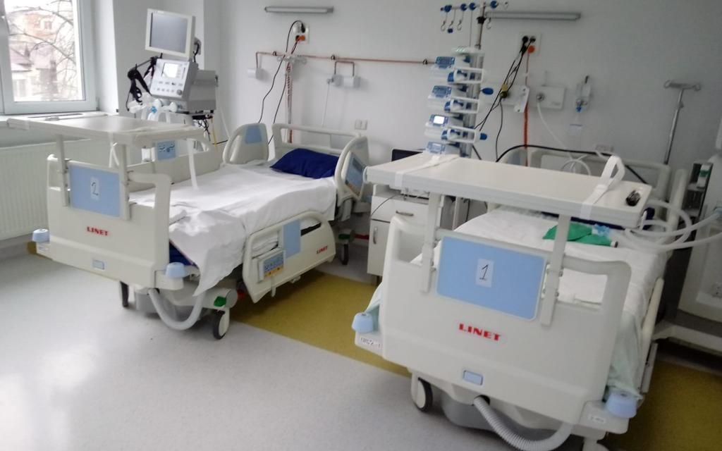 Florin Cîţu: Încă 12 paturi la terapie intensivă au fost operaţionalizate; mai avem 40 sau 50 de paturi până la 1.600