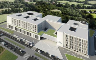 Împrumut de 250 milioane de euro de la BEI pentru un nou spital regional în Iaşi