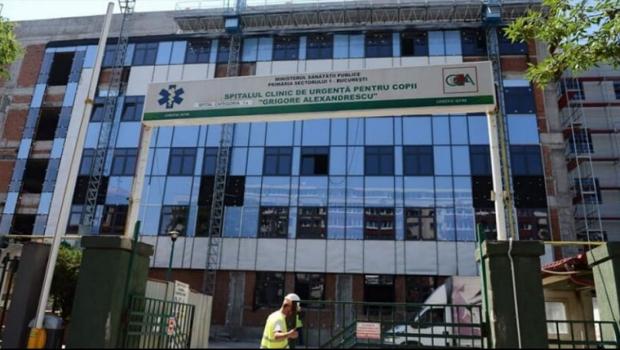"""Salvaţi Copiii: Au început lucrările de reparaţii la sistemul permanent de energie al Spitalului """"Grigore Alexandrescu"""""""