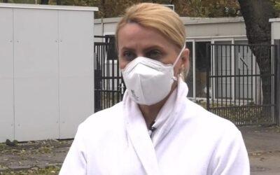 """Pacienţii COVID-19 şi personalul medical de la Institutul """"Marius Nasta"""" beneficiază gratuit de suport psihologic"""