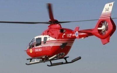 Medicii din spitalele judeţene din Sibiu şi Braşov vor opera pe noul elicopter SMURD