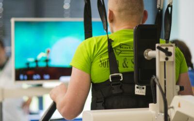Spitalul de Recuperare din Iași cumpără sisteme robotizate pentru mâini şi mers