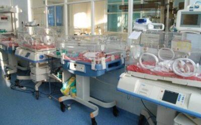 Spitalul Judeţean Timişoara a dotat Secţia nou-născut cu 12 incubatoare ultra-performante