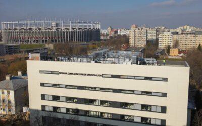 Spitalul Judeţean Ilfov redevine unitate COVID-19