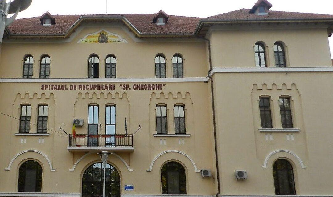 """Criză de oxigen pentru pacienţii COVID-19 la Spitalul de Recuperare """"Sfântul Gheorghe"""" din Botoşani"""